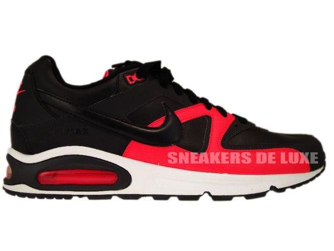 397689 006 Nike Air Max Command AnthraciteBlack Solar Red