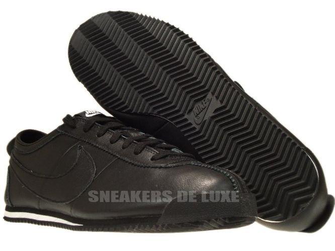 Nike Cortez Leather Black
