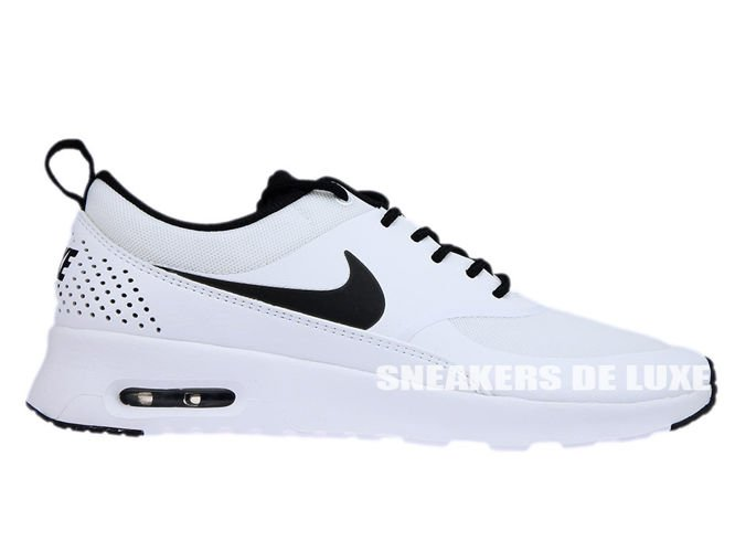 599409-102 Nike Air Max Thea White/Black-White ...