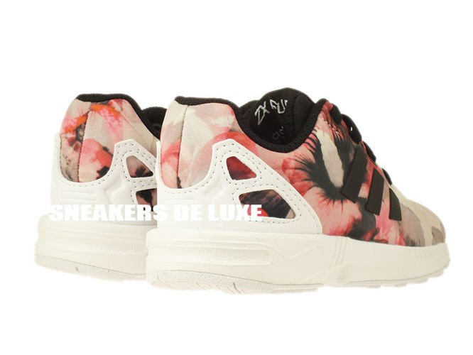 Adidas Zx Flux Hibiscus