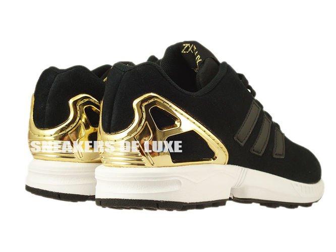 adidas zx flux femme gold