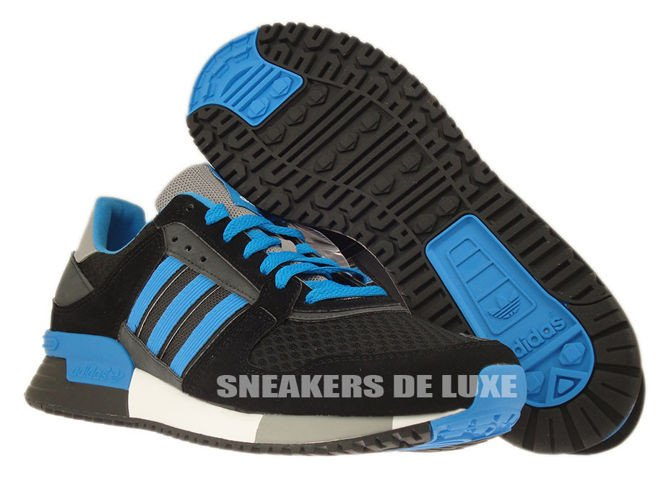 Purchase Mens Adidas Zx 630 - Product Eng 600 D67743 Adidas Zx 630 Black Solar Blue Carbon