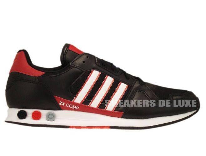 G63927 Adidas ZX Comp Black/Run White/Uni Red ...