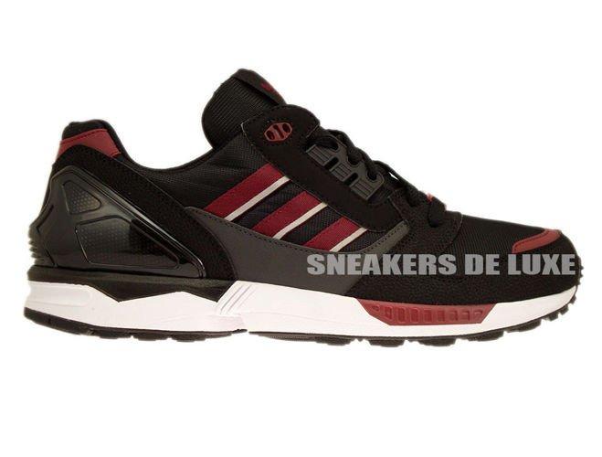 adidas zx 850 czerwone