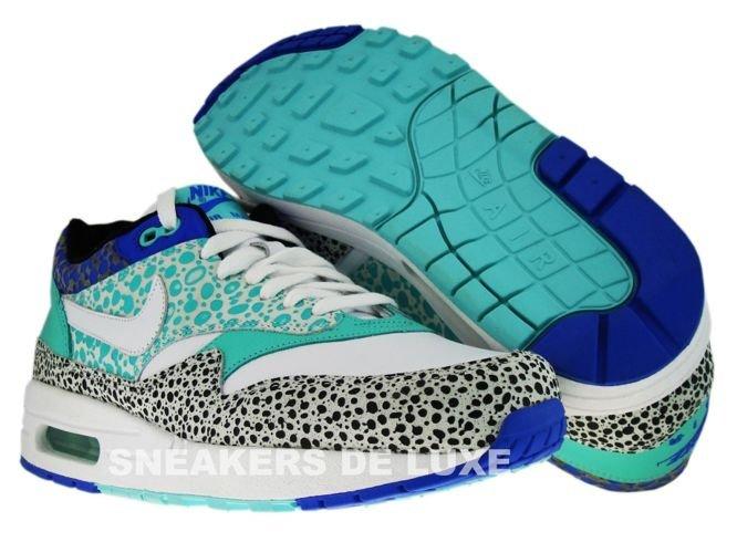 nike air max safari mint blue