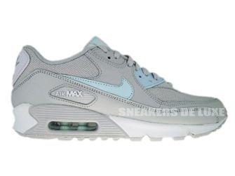 Nike Air Max 90 Neutral Grey/Glacier Blue-White 309298-005